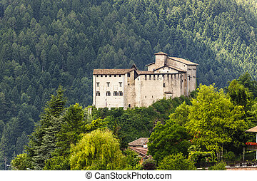 Castle of Stenico Trento - Castle of Stenico Trento,...