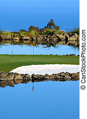Big Island Enchantment - gorgeous golf course on the Big...