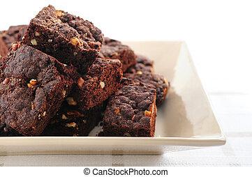 postre,  brownies