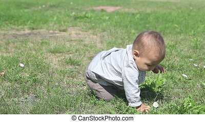 Small kid