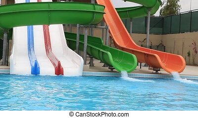 childrens water park