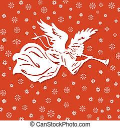 Natale, angeli