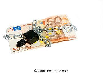 Euro money security