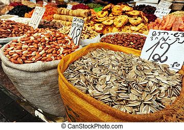 Israel Travel Photos - Markets