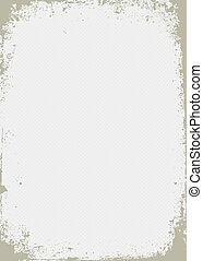 Vector Distressed Background. Perfect for grunge or...