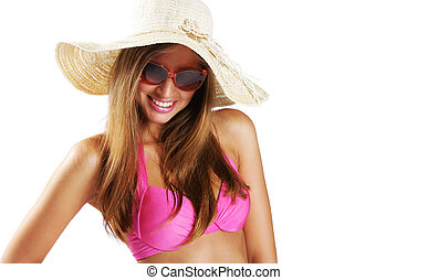Summer girl