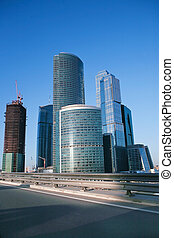 Moscow business centr