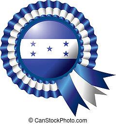Honduras rosette flag