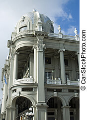 government office guayaquil ecuador - government palace...