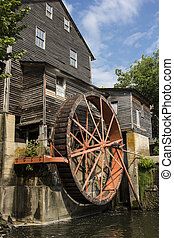 Old Mill - The Pigeon Forge Mill, commonly called the Old...