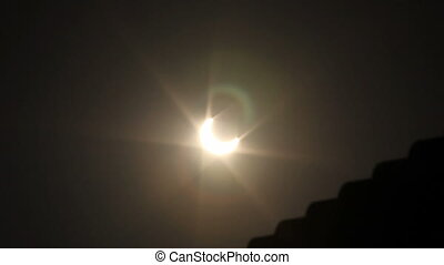 solar eclipse - May 20, 2012 there was a Solar Eclipse This...