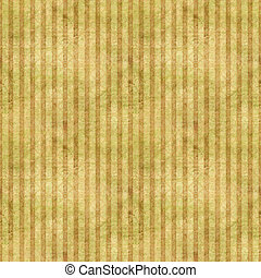Gold Grungy Stripes Background - Grungy and stained old gold...
