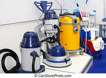 Industrial vacuum cleaner - Industrial drum vacuum cleaners...