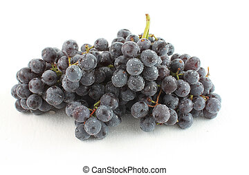 Seedless Coronation Grapes - Bunch of Seedless Coronation...