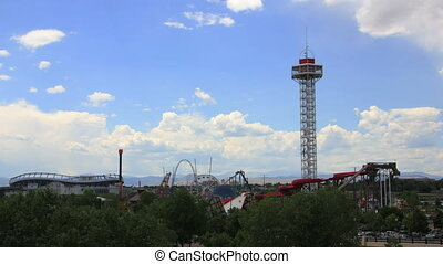Denver Theme park wide
