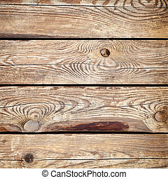 Wood Background - Old wooden planks texture for background