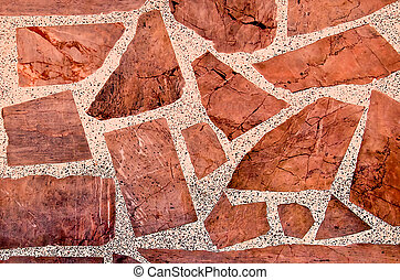 The Abstract of floor background