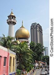 Sultan Mosque in Singapore, Asia