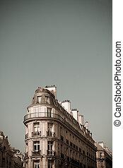 古板, 巴黎, 法國