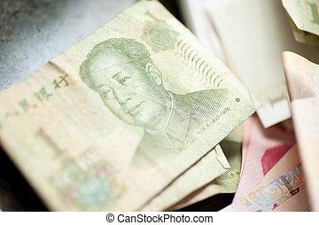 geld - china