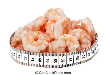 shrimps and metre