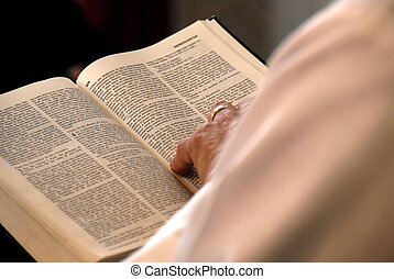 Reading Bible - Wedding