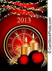 2013, nouveau, année