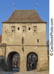 The Taylor's Tower- Sighisoara,Romania