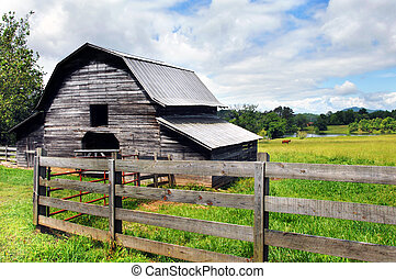 Perfect Country Scene