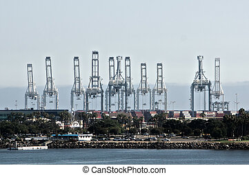Port of Long Beach - Long Beach shipping port
