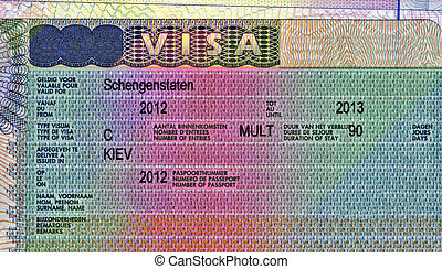 shengen visa for ukrainian citizen, europe travel details