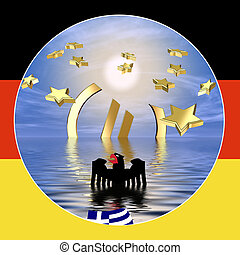 Germany, Greece and the Euro