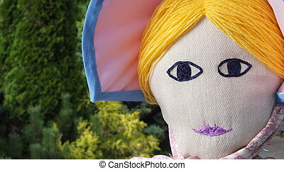 Rag Doll - Giant rag doll of Little Bo Peep