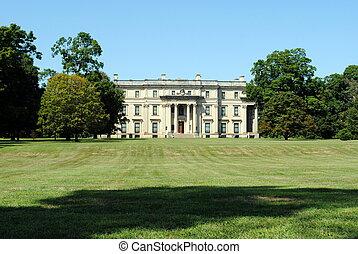 Vanderbilt Mansion, Hyde Park, NY,
