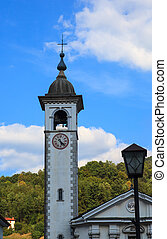 Holy Assumption of the Blessed Virgin Mary, Kanal - Slovenia