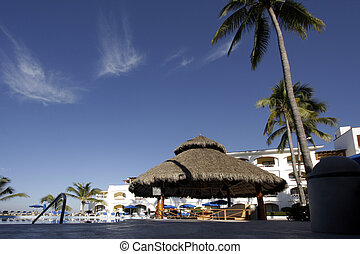 Tropical Holiday Resort - Mexican holiday resort