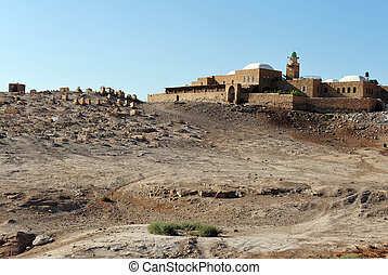 Travel Photos of Israel - Judean Desert - Nabi Musa the Tomb...