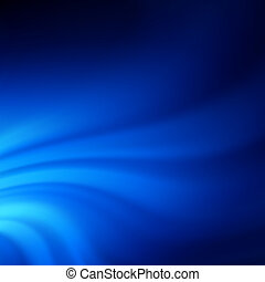 Blue smooth twist light lines. EPS 8 - Blue smooth twist...