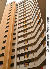 Public residential building - Photo of Singapore residential...