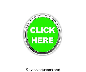 Click here button - Illustration of a button to click here