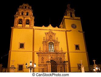 Church Guanajuato Mexico