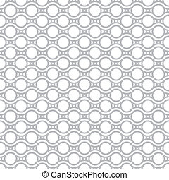 Vector abstract seamless simple pattern - Vector abstract...
