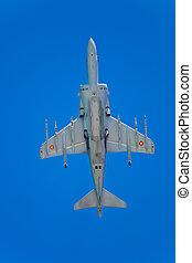 AV-8B, legawiec, Plus