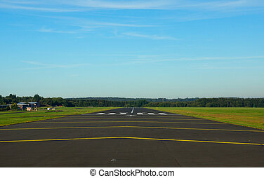Small airstrip in germany eiffel