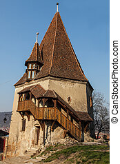 The Shoemaker's Tower- Sighisoara, Romania