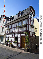 Historic Town House in Remagen - A historic town house in...