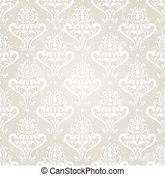 silver vintage wallpaper - Silver vintage seamless wallpaper...