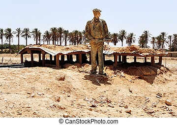 Travel Photos Israel - Negev Desert - Mitzpe Revivim Museum...