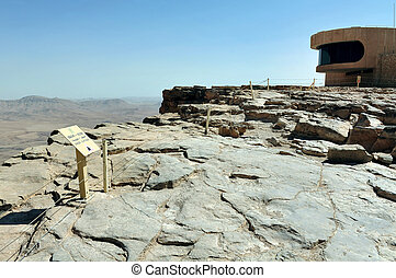 Travel Photos Israel - Negev Desert - The Ramon Crater,...