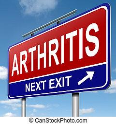 artritis, concepto